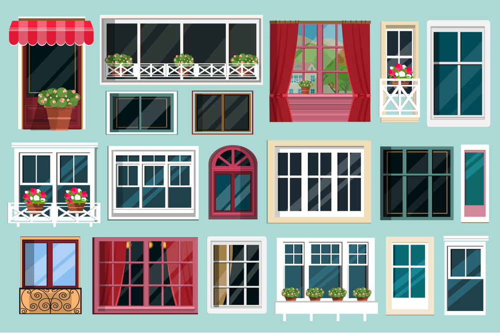 Different Window Styles