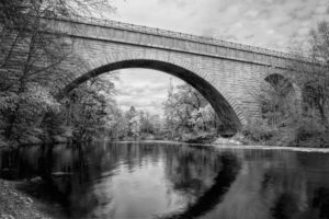 Bridge in Newton, MA